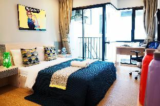 [Ratchada]アパートメント(22m2)| 1ベッドルーム/1バスルーム Soi Ratchadaphisek14.   7-11 on the 1 floor (02)