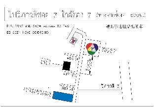 [Chatuchak]スタジオ アパートメント(18 m2)/1バスルーム BB cozy home room 1