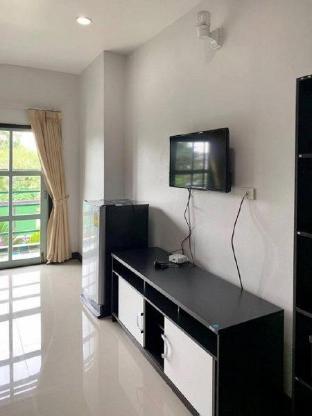 [ランプーン]スタジオ アパートメント(40 m2)/1バスルーム Baan Ueng fah 04
