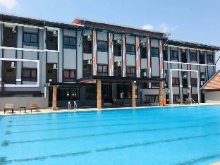 [バーンブアトーン]スタジオ アパートメント(30 m2)/1バスルーム Buathong Pool Villa