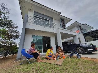 [バンセーン]一軒家(60m2)| 3ベッドルーム/2バスルーム Tukkata Villa House by Bangsaen