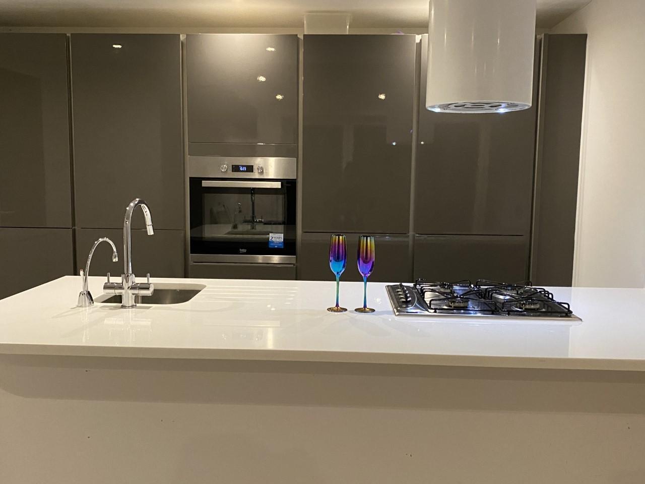 Stunning & Luxury Ground Floor Flat
