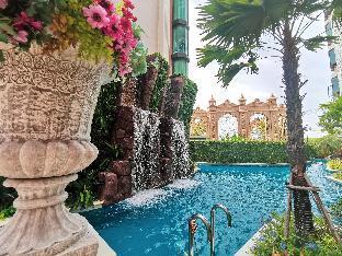 [ジョムティエンビーチ]アパートメント(35m2)| 1ベッドルーム/1バスルーム Espana Condo Resort Pattaya