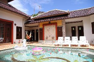 [ジョムティエンビーチ]ヴィラ(200m2)| 4ベッドルーム/4バスルーム Asian House Pool Villa