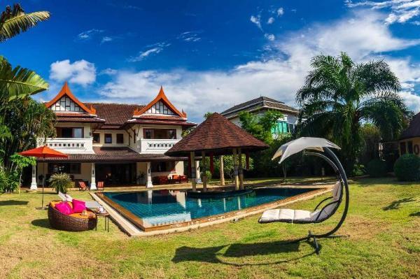 Baan Sanuk Pool Villa at Chalong Bay Phuket  Phuket