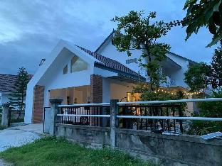 [バンチャーン]一軒家(350m2)| 3ベッドルーム/3バスルーム BC Veggie house for guest who loves the nature