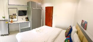 [北ハジャイ]スタジオ アパートメント(24 m2)/1バスルーム Take care residence 01