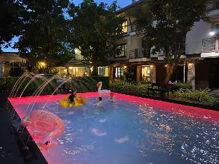 [バンセーン]ヴィラ(200m2)| 5ベッドルーム/5バスルーム Saenluck resort house  with swimming pool