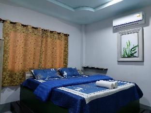 [トラカンプーポン]バンガロー(25m2)| 1ベッドルーム/1バスルーム PATCHARA VIEW HOTEL UBON RATCHATHANI