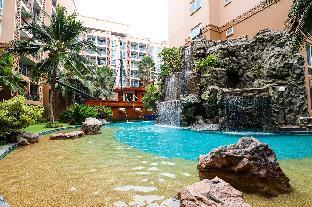 [ジョムティエンビーチ]アパートメント(35m2)| 1ベッドルーム/1バスルーム Alantis Condo & Water Park Jomtien By Harmony