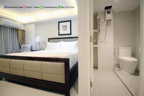 Sasha House Kaset-Nawamin A305 Bangkok