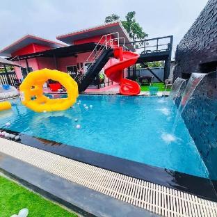 [シーサワット]ヴィラ(90m2)| 2ベッドルーム/3バスルーム Once At Srisawat Pool Villa
