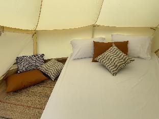 [ランパヤ クラン]スタジオ バンガロー(14 m2)/0バスルーム Beautiful bell tent with Mountain View