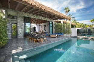 [メ ナム]ヴィラ(700m2)| 5ベッドルーム/5バスルーム Clay Beach Samui (Luxury Beachfront Villa)