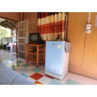 [プア]一軒家(45m2)  1ベッドルーム/1バスルーム Pernjai Homestay kumkon