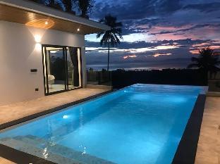 Modern Luxury Villa Private Pool Sunset Seaview