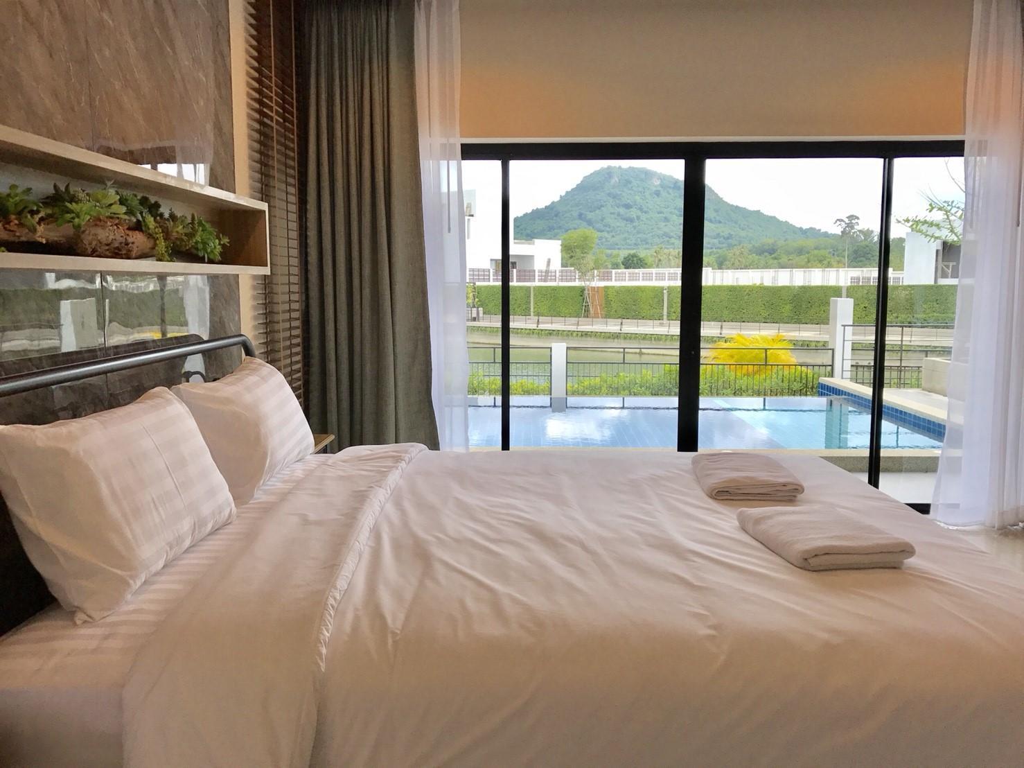 Villa Ozone Pattaya No.41(3Bed,4Bath,Private Pool) Discount