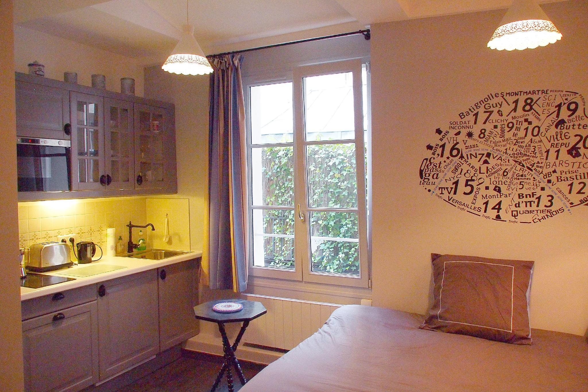 Cosy Petit Paris in the Marais - the place to be!