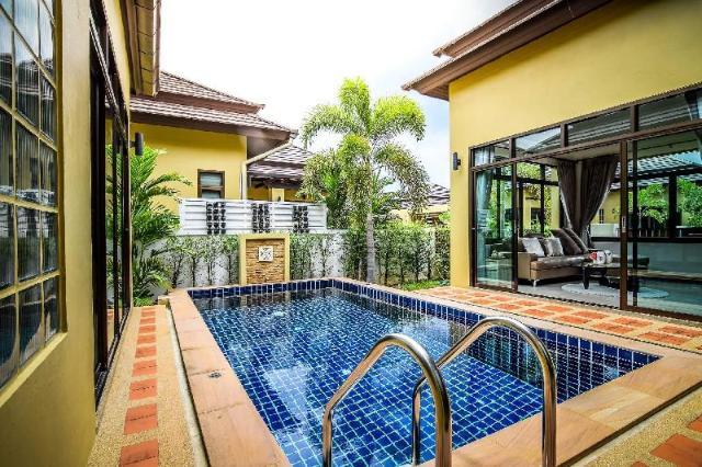 3 ห้องนอน 2 ห้องน้ำส่วนตัว ขนาด 185 ตร.ม. – ห้วยใหญ่ – Fishermanvilla  Bang Saray