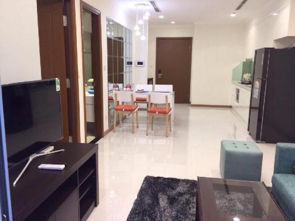 Full Furniture 1Bedroom Apartment Vinhomes Central Ho Chi Minh City