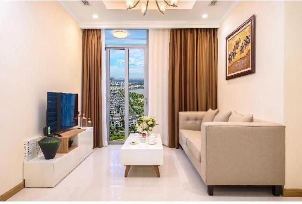 Beautiful  1 Bedroom Apartment Vinhomes Central Ho Chi Minh City