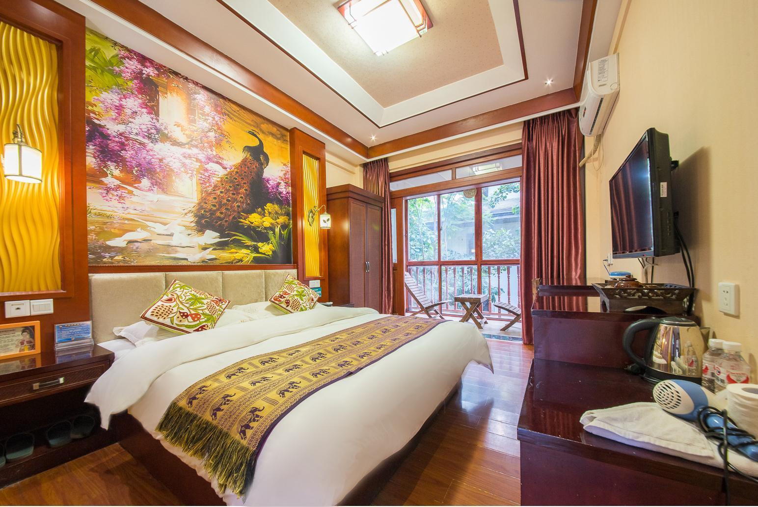 Deluxe Yangtai Queen Room