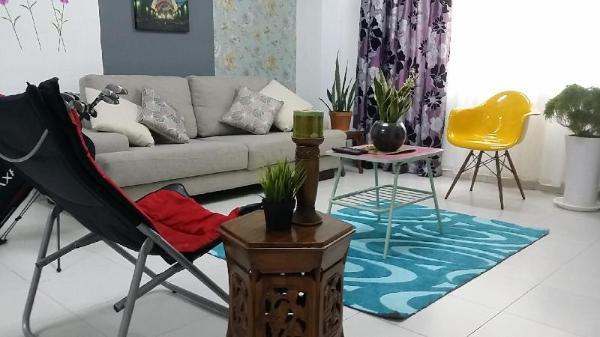 HomeStay@DESA TEBRAU AEON,Tesco,IKEA,Wifi,Themed Johor Bahru
