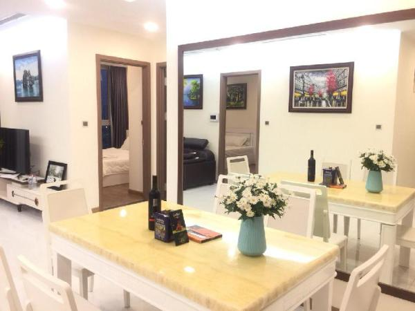 Huge 2Bedroom Apartment in Vinhomes Central Park Ho Chi Minh City