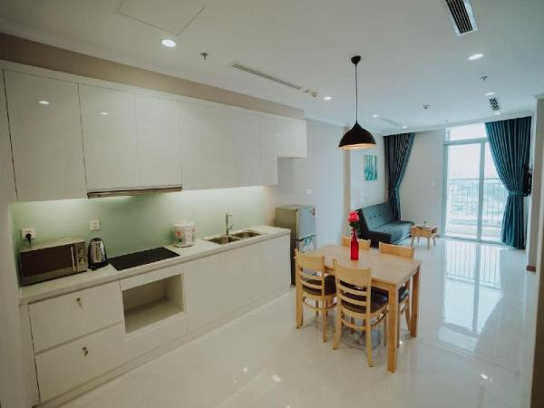 The Berry Luxury Apartments - Cozy Apartment Ho Chi Minh City