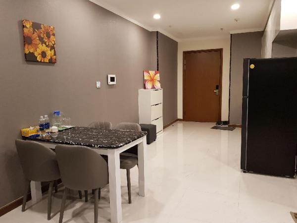 The Berry Luxury Apartments Vinhomes - Modern Ho Chi Minh City