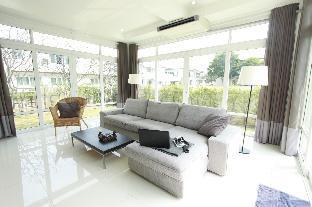 [バンラームン]ヴィラ(220m2)| 4ベッドルーム/5バスルーム AnBBeach front Pool villa Pattaya with 4BR&5 Bath