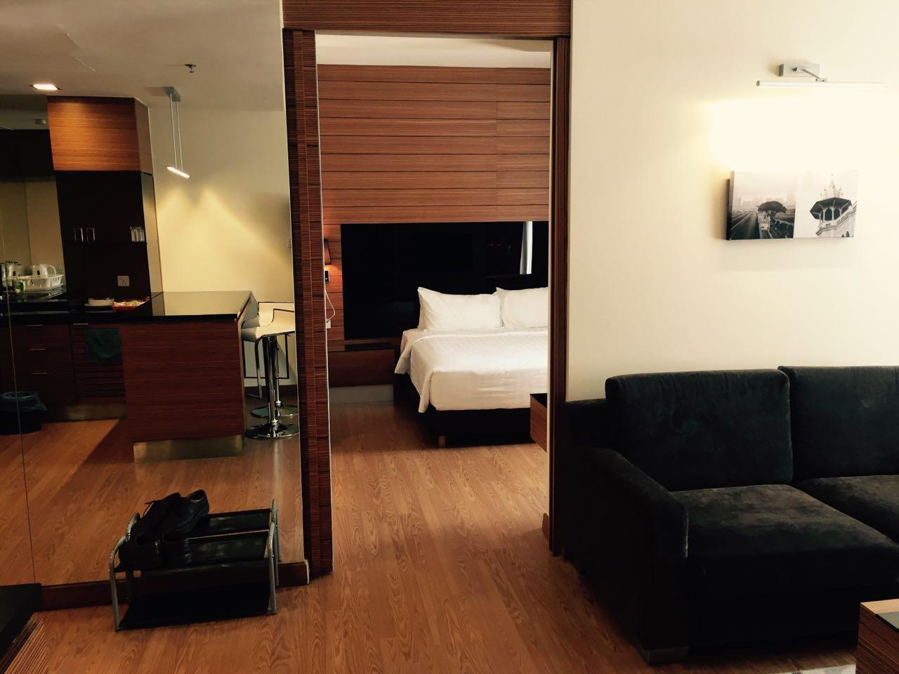 5min 600m From Nu KL Sentral. Up To 6pax