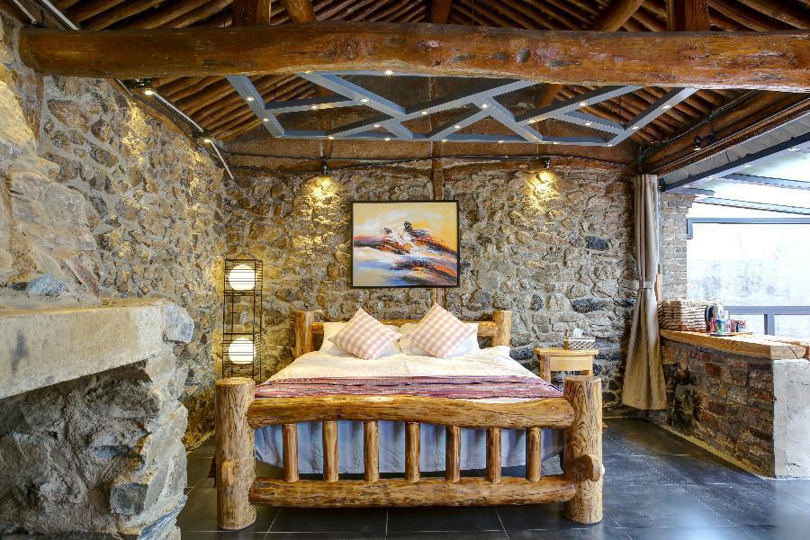 Old Elm Bed Room.