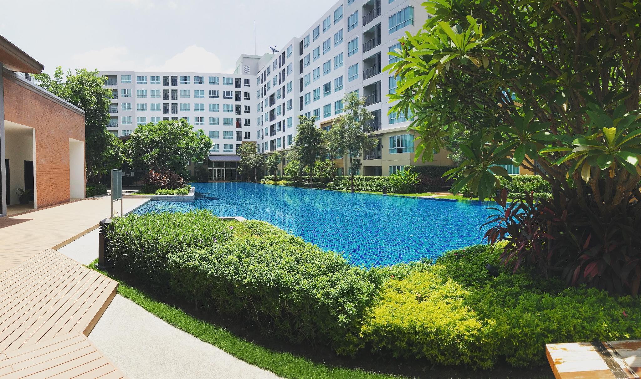 Vicky's warm room @Dcondo nim ChiangMai Reviews