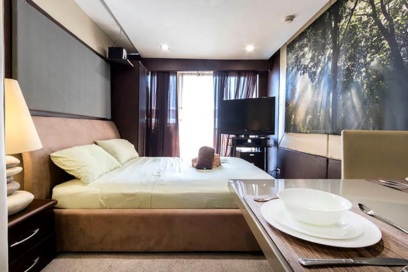 Serviced Studio In Condo Hotel   25