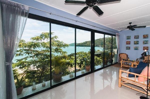 Tropical Paradise Retreat Right on the Beach Phuket