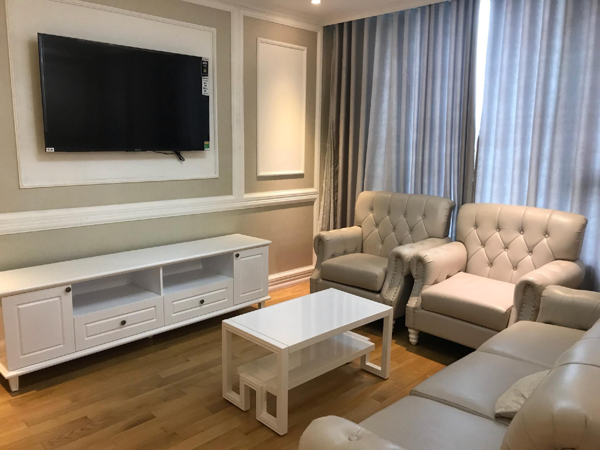 Leman Luxury Apartment 3 Bedrooms For Rent