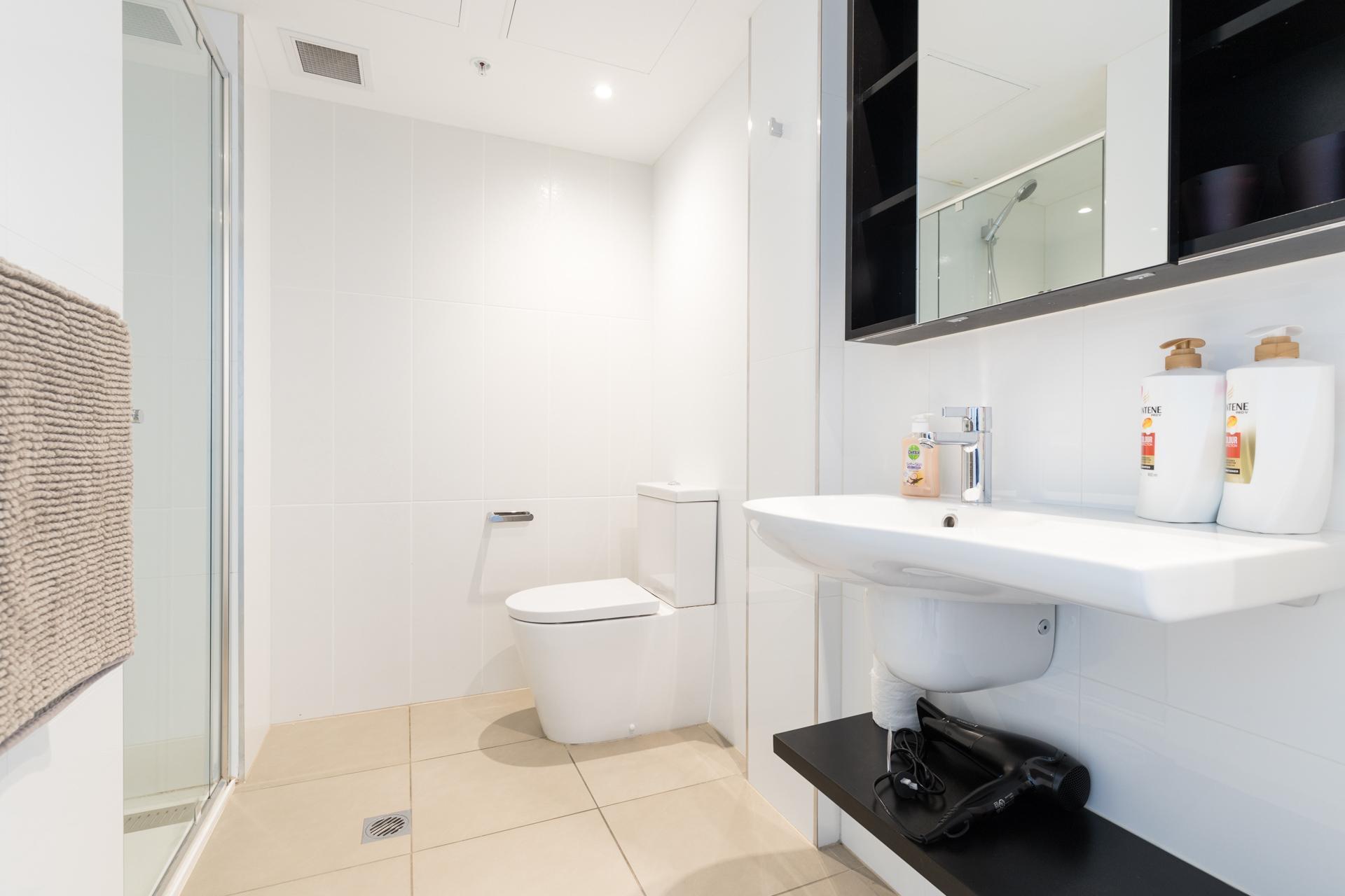 Melbourne CBD Cozy High Class Area 2BD Free Wifi