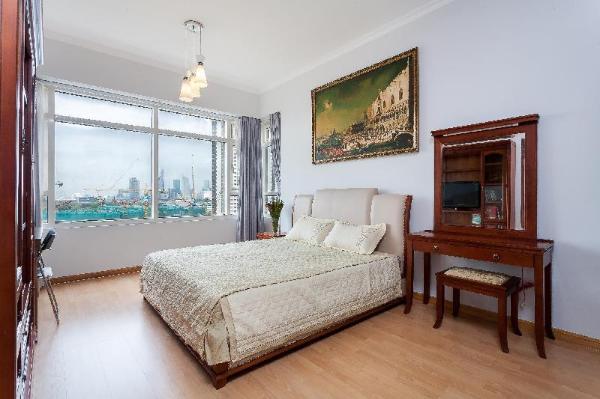 SAIGONPEARL entire apartment + pro travel consult Ho Chi Minh City