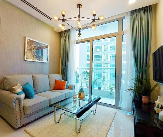 Riverview Luxury Apt  2BRs, VINHOMES CENTRAL PARK Ho Chi Minh City