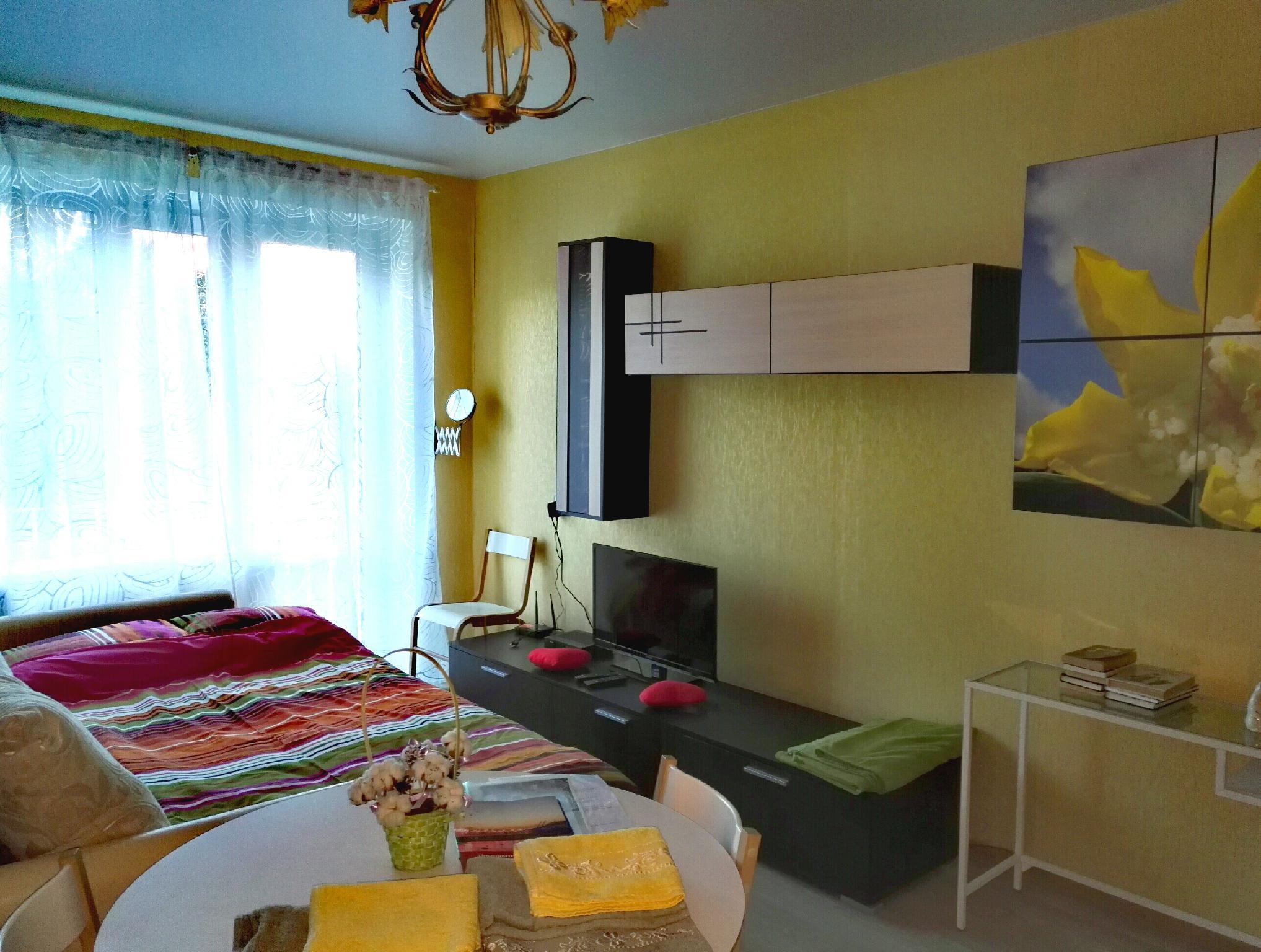 Comfortable Apartment M. Park Kultury