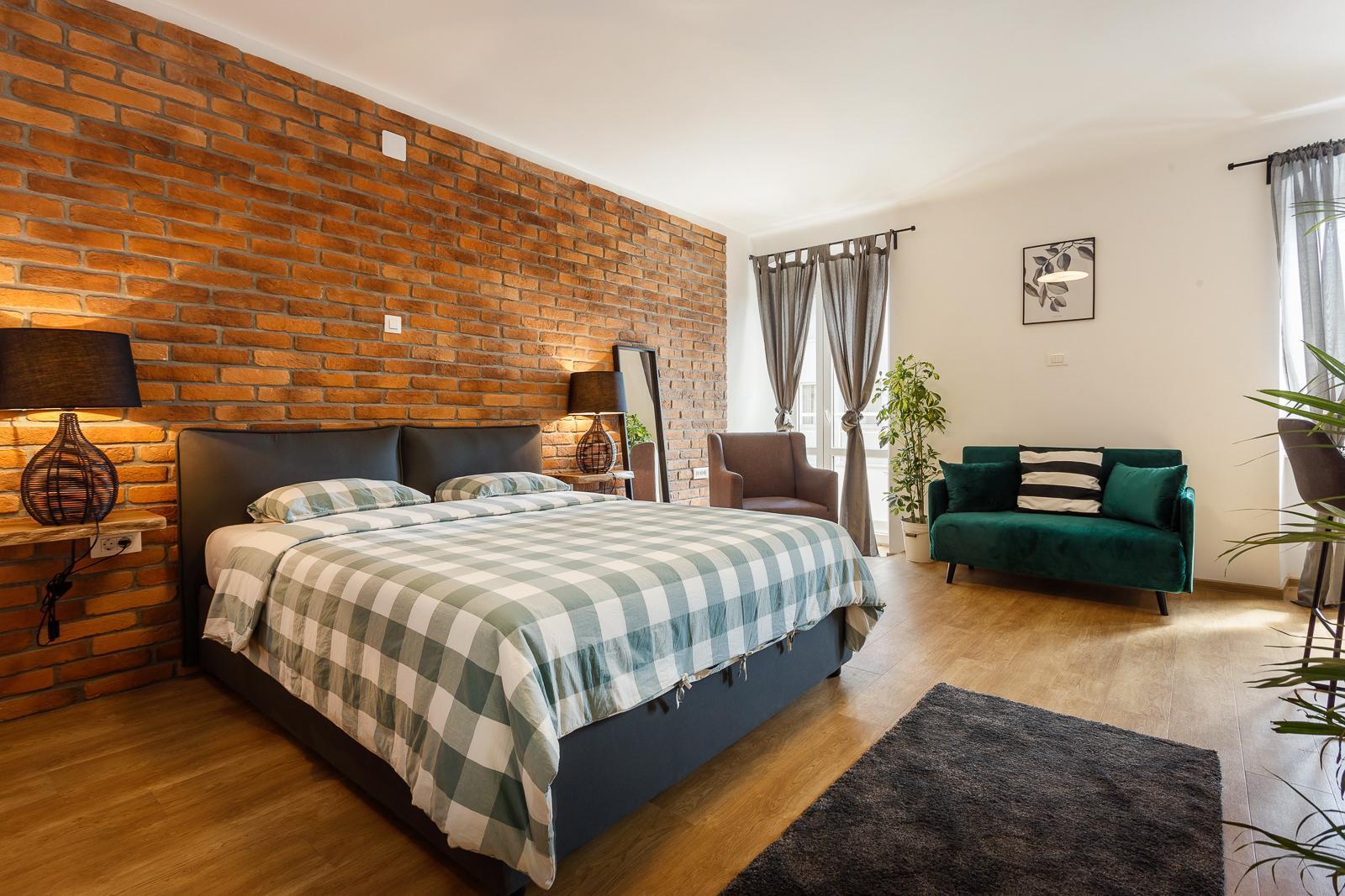Design Studio Apartment In The Heart Of Rijeka