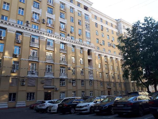 The apartment for the period of a World Cup FIFA. Moscow