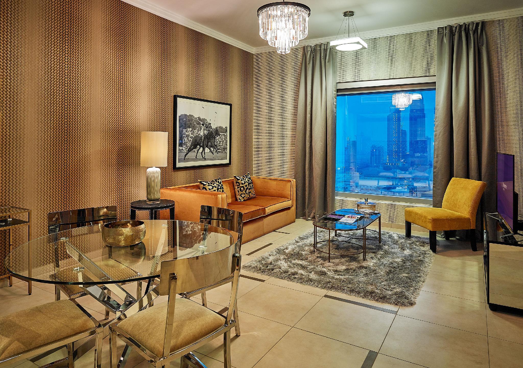 Dream Inn   48 Burj Gate   1BR Apartment