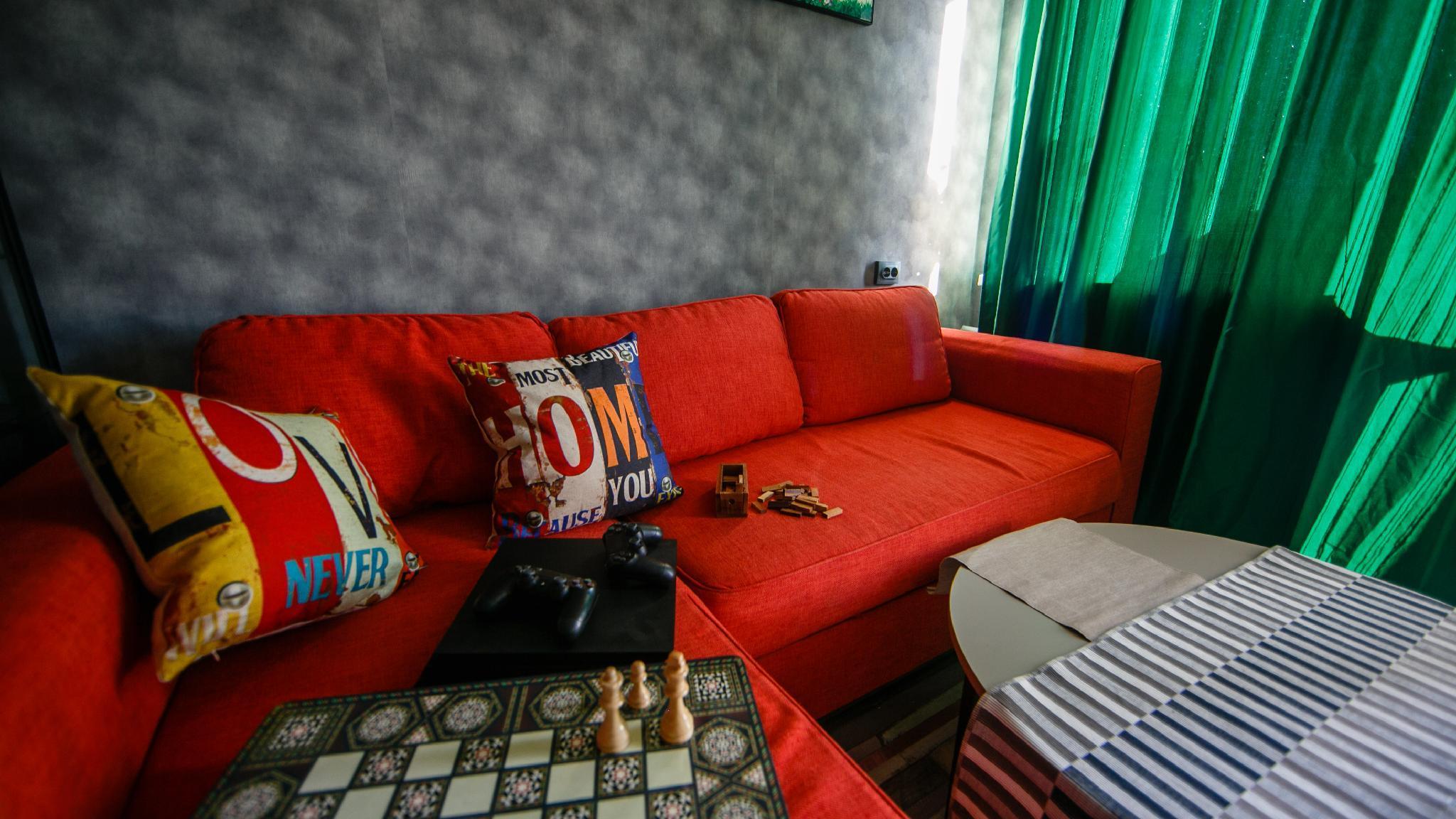 Design Apartment On Ploshad Gorkogo