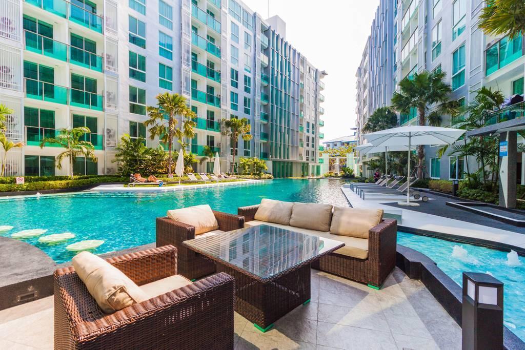 City Center Residence Pattaya  Luxury One Bedroom