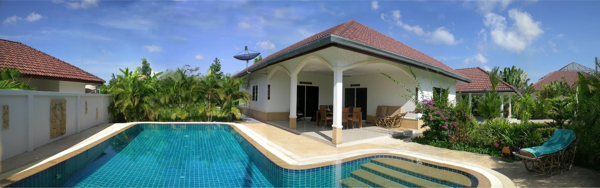 Luxueuse  villa 3 chambres,, avec piscine Luxueuse  villa 3 chambres,, avec piscine