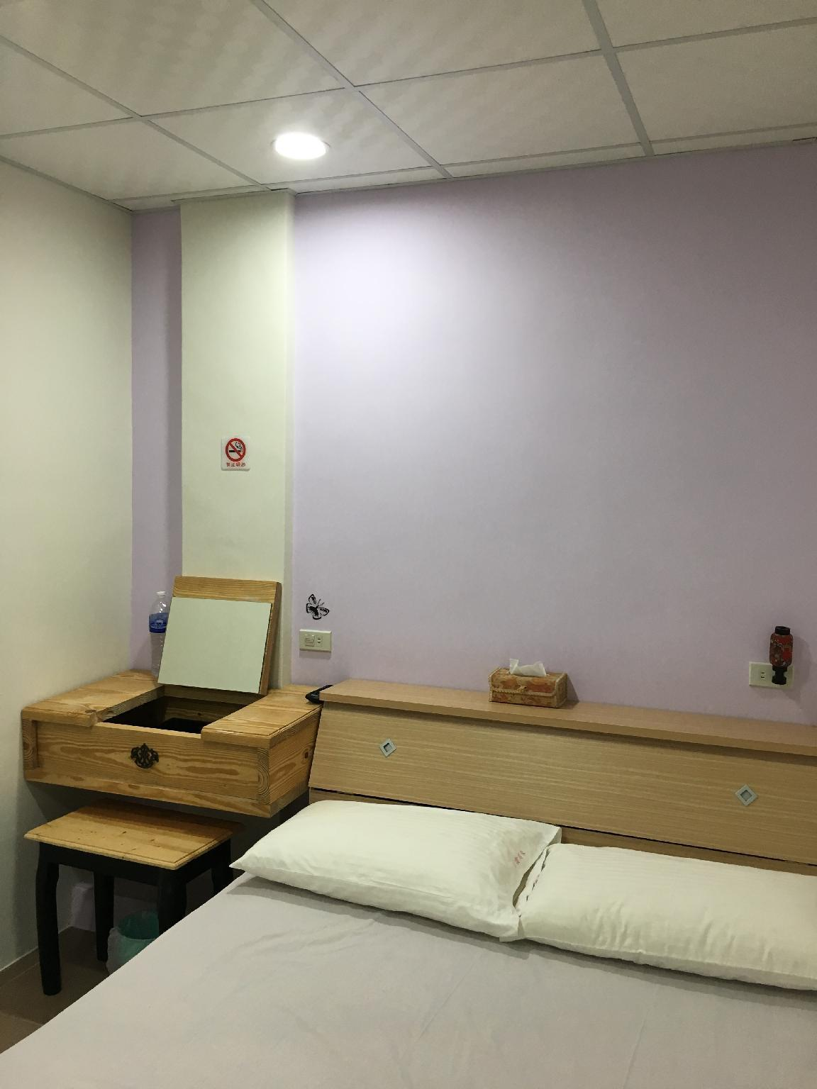 Cozy sweet Double Bed Suite