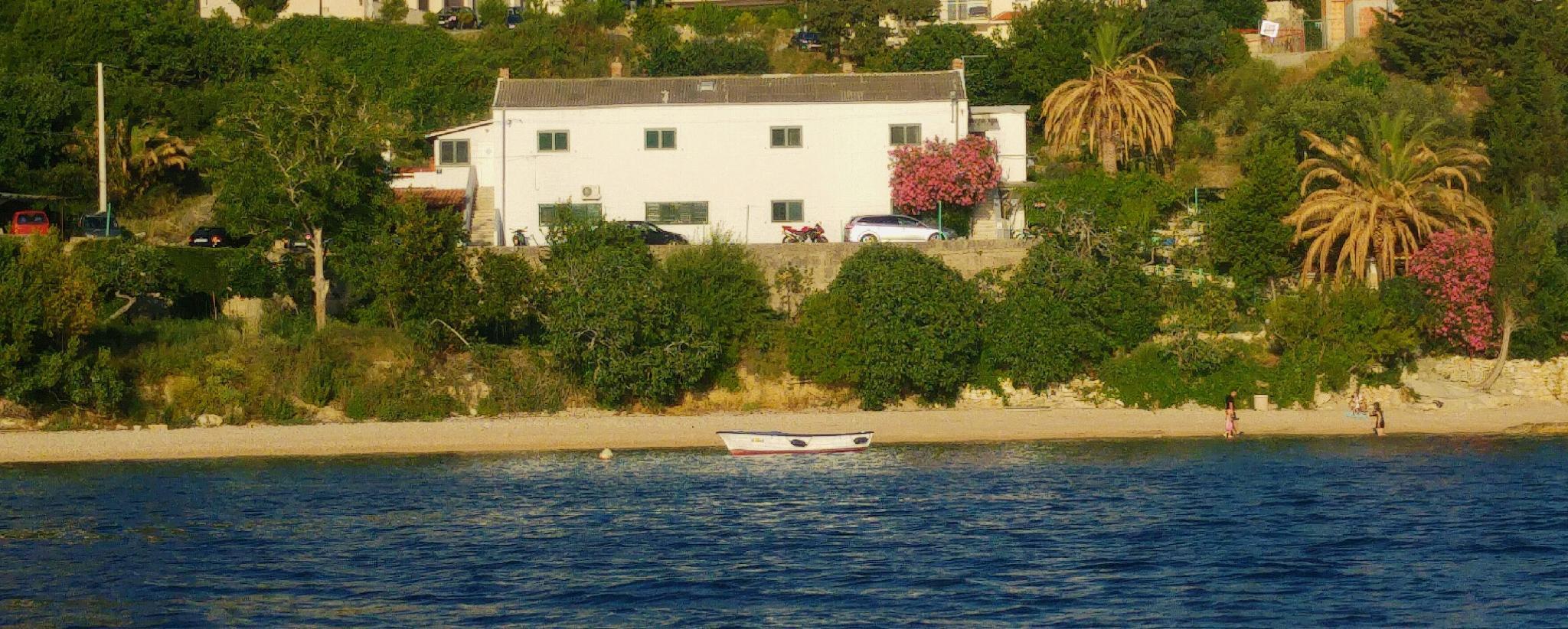 Apartment At The Quiet Beach Nemira Omis