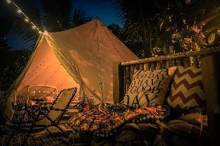 [バーン マドゥア ワン]一軒家(36m2)| 1ベッドルーム/1バスルーム Retro Mountain Koh Phangan  Luxury tent 2/4 pax